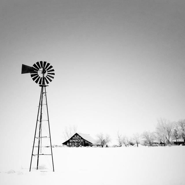 Windmill | Waterville, WA | 2017